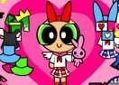 Powerpuff Girls Dress Up