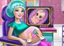 Pregnant Barbie Check-up