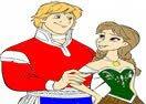 Princess Anna and Kristoff