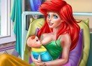 Princess Ariel Mommy Birth