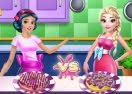 Princess Cooking Contest