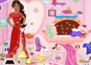 Princess Elena of Avalor Room Cleaning