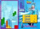 Princess Elsa Tetris
