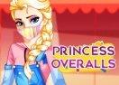 Princess Overalls