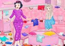 Princess PJ Party Clean Up