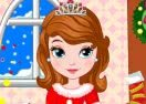 Princess Sofia Dress Christmas Dressup