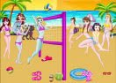 Jogo Princess vs Monster High: Beach Volleyball Online Gratis