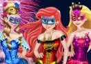 Princesses Modern Carnival