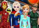 Princesses Style: Marvel or DC