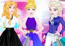 Princesses Summer Shopping