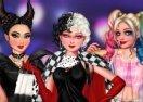 Princesses Villain Party Crashers