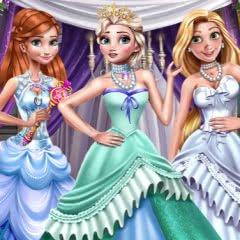Princesses Winter Gala