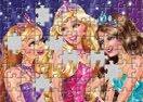 Quebra-Cabeça da Barbie e amigas