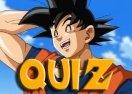 Quiz Dragon Ball Z: Que herói é você?