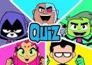 Quiz Os Jovens Titãs: Sabe tudo sobre a série?