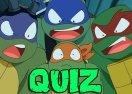 Quiz Tartarugas Ninjas: Que Tartaruga seria você?