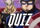 Quiz Vingadores: Que herói você seria?