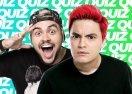 Quiz Youtubers: Você seria o Felipe ou o Luccas Neto?
