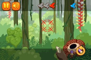 Rain Forest Hunter - screenshot 1