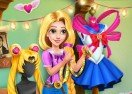 Rapunzel Sailor Moon Cosplay