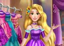 Rapunzel Wardbrobe Clean Up