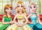 Jogar Rapuzel Princess Wedding
