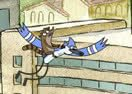 Regular Show Flappy