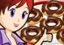Sara Cozinha Donuts