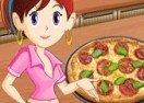 Sara Cozinha Pizza Tricolor