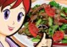 Sara Cozinha Salada Tailandesa