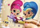 Jogar Shimmer and Shine Coloring Book