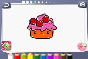 Shopkins Coloring Book - screenshot 3