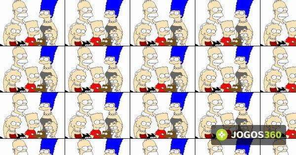 Jogo Simpsons Coloring No Jogos 360