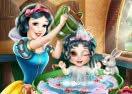 Snow White Baby Wash