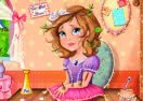 Sofia the First Arm Surgery