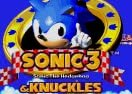 Sonic The Headgehog 3 & Knuckles Jogo Online