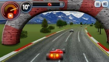 Sprint Club Nitro - screenshot 1