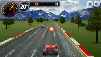 Sprint Club Nitro - screenshot 2