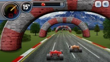 Sprint Club Nitro - screenshot 3