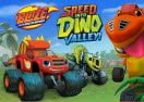 Speed Into Dino Valley