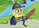 Sponge Bob Castle Challenge