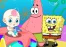 Spongebob And Patrick: Babysit
