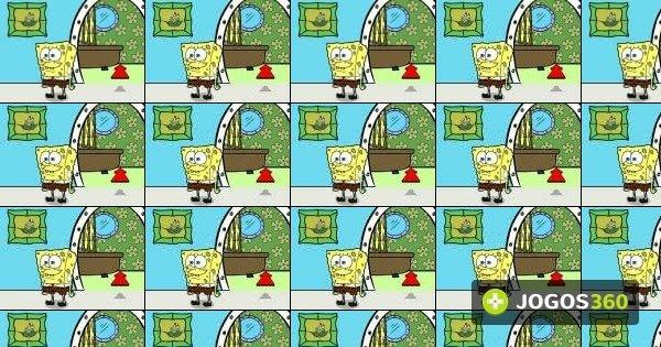 Jogo Spongebob Saw Game No Jogos 360