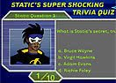 Static's Super Shocking Trivia Quiz