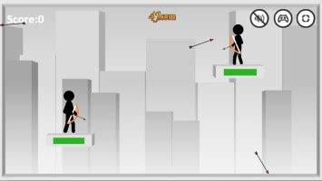 Stickman Archer Online - screenshot 1