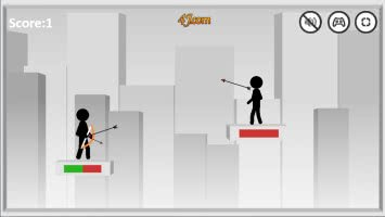 Stickman Archer Online - screenshot 2