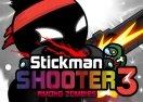 Stickman Shooter 3: Among Monsters