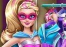 Super Barbie's Closet