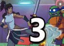 Super Brawl 3: Good vs Evil
