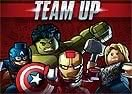 Super Hero Team Up